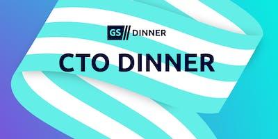 Gründerszene CTO Dinner - 14.11.2019