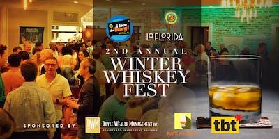 2nd Annual Winter Whiskeyfest