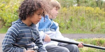 Ryton Young Anglers at Ryton Pools Country Park