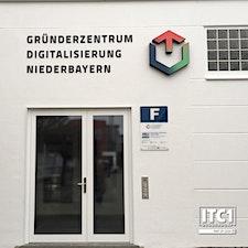 ITC1 Deggendorf - Gründerzentrum Digitalisierung Niederbayern  logo