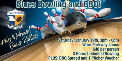 KC Blues Rugby Club 2nd Annual Bowling Tournament
