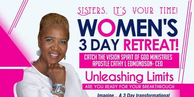 Unleashing Limits 3 Day Retreat