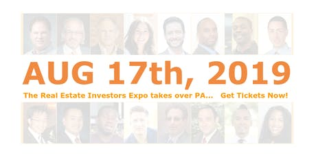 PA's 2nd Annual Real Estate Investors Expo tickets