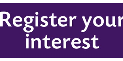 Register Your Interest - Introduction to Improvement 2019/20