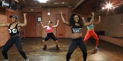 Afro Beat Zumba Fitness