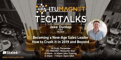 Becoming a New-Age Sales Leader - How to Crush it