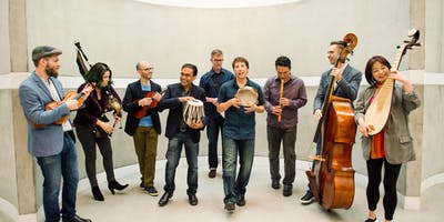 """An Evening with Silkroad, featuring Golijov's """"Falling Out of Time"""""""