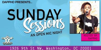 Sunday Sessions LGBTQIA Open Mic