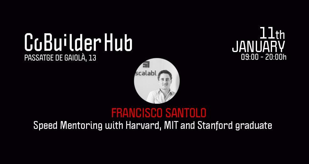 Speed Mentoring with Harvard, MIT and Stanfor