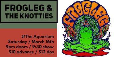 Copy of Frogleg & The Knotties