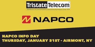Napco Info Day (Airmont, NY) - January 31st, 2019
