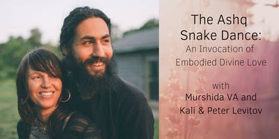 The Ashq Snake Dance: An Invocation of Embodied Divine Love