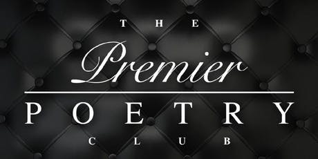 The Premier Poetry Club tickets
