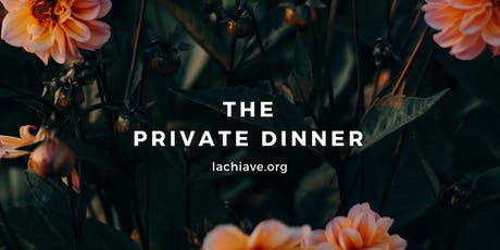 Cena Privata | The Private Dinner biglietti