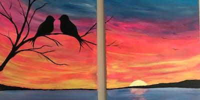 Couple's Paint Night
