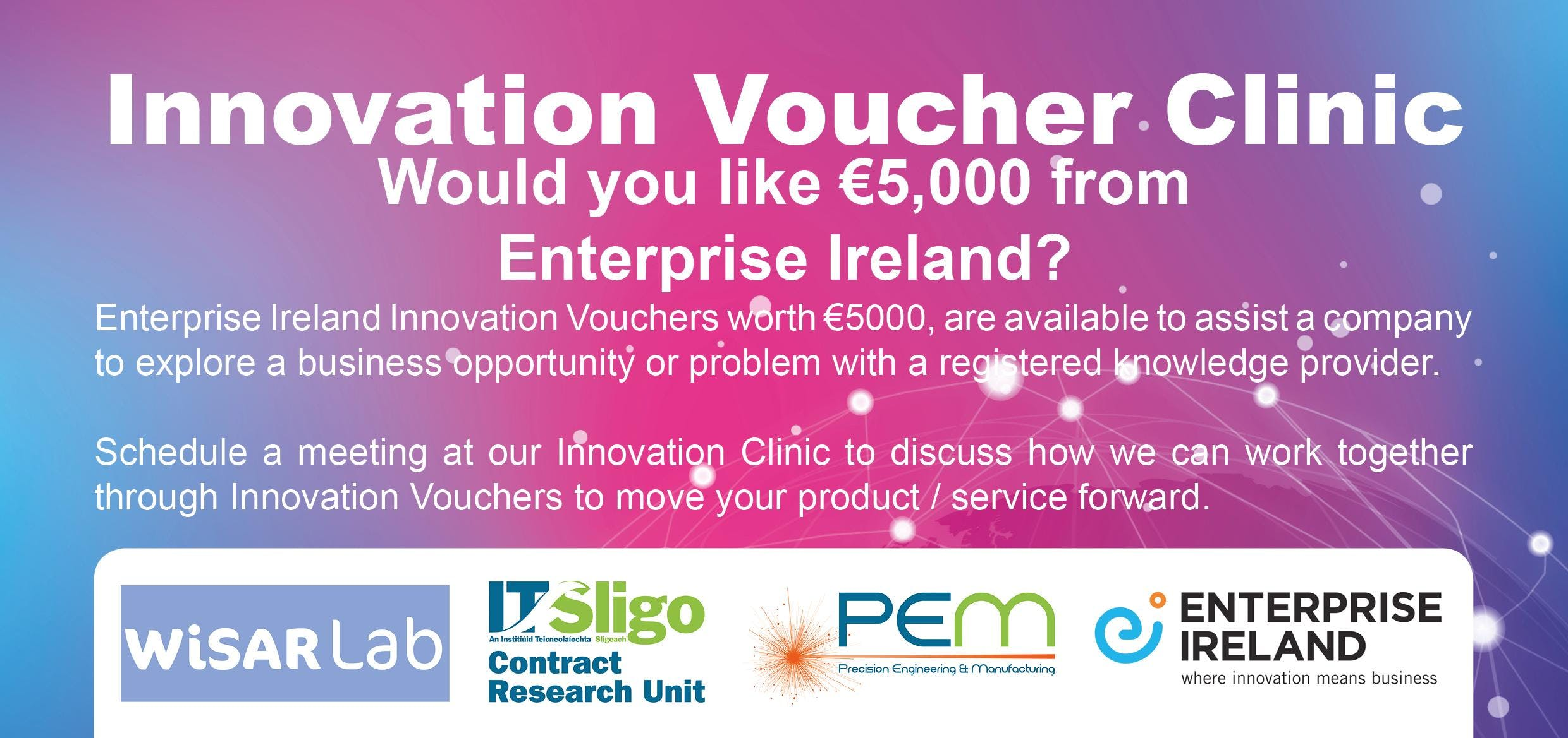 Innovation Clinic - Donegal
