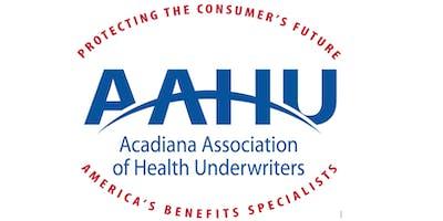 AAHU General Membership Meeting January 16, 2019