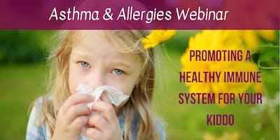 Webinar: Allergies & Asthma