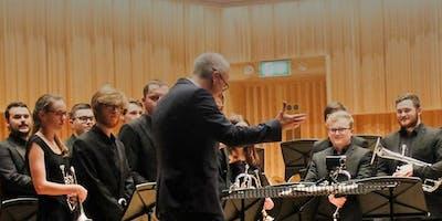 Royal Birmingham Conservatoire Brass Band Essence Brass