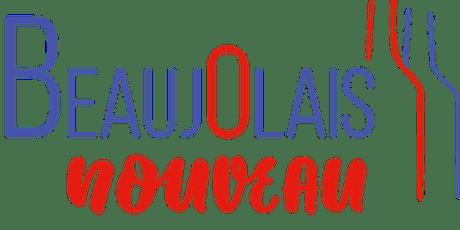 Soirée Beaujolais Nouveau 2019 tickets