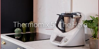 Thermomix 5 Star The Hero