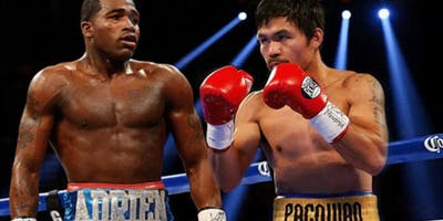 Pacquiao vs Broner New Orleans Watch Party