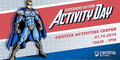 Superhero Autism Activity Day - Farmington Hills, MI - Presented by Centria Autism