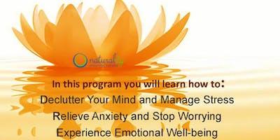 5- Session Meditation Workshop