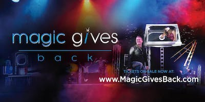 Strongsville Schools proudly presents Magic Gives Back!