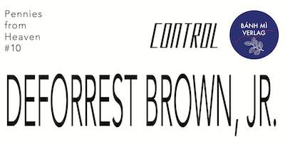 DeForrest Brown, Jr. // Pennies From Heaven #10