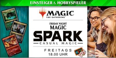 Friday Night Magic: SPARK