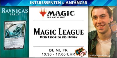 Magic: LEAGUE - Ravnicas Treue