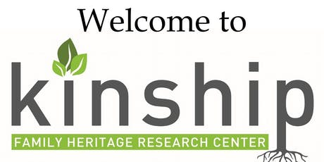 Genealogy Research Consultations tickets