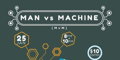 Fuse Artist Alliance Showcase:  Man vs. Machine