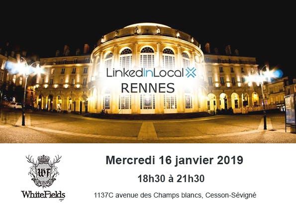LinkedIn Local Rennes Edition 2