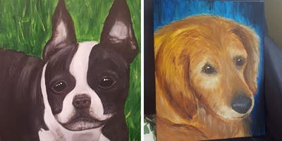 Paint Your Pup at FINNEGANS Brew Co. 1/18/19