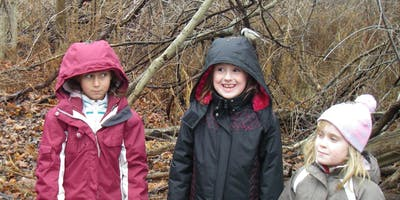 2019 March Break Nature Adventure Camp at Guelph Lake