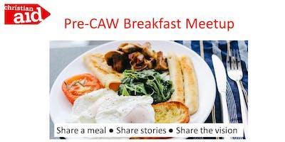 Pre-CAW Breakfast Meetup - CHURCH STRETTON