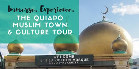 Quaipo Muslim Town and Culture Immersion Tour tickets