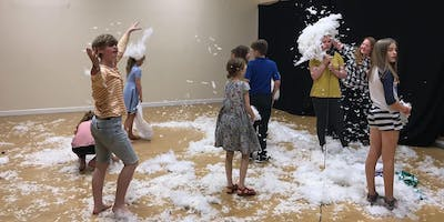 Art Breakers: Performance Group for Aged 11 – 16 (Spring term 2018-19)