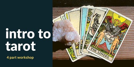 Intro to Tarot with Sheinata Carn-Hall [Bundle: All 4 Classes] tickets