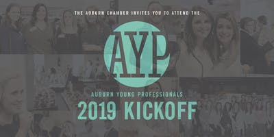 2019 Auburn Young Professionals Kickoff