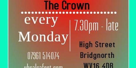 Bridgnorth Salsa Classes tickets