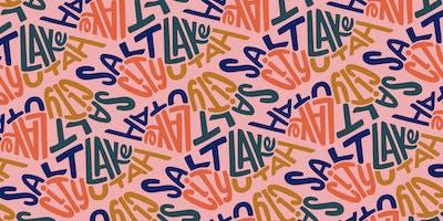 Salt Lake Lettering Club: Letter Patterns with Frances MacLeod