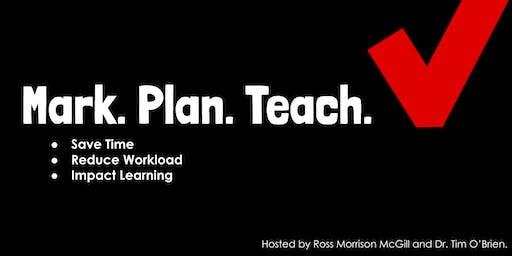 Mark-Plan-Teach - London