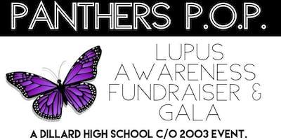 Panthers POP Lupus Awareness & Fund Raising Gala