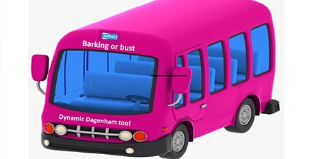 Barking or bust tour - dynamic Dagenham too! tickets