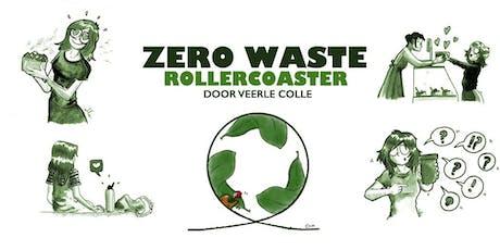 Broodje ARhus: Veerle Colle: Zero Waste tickets