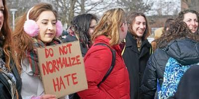 Rally Against Hate
