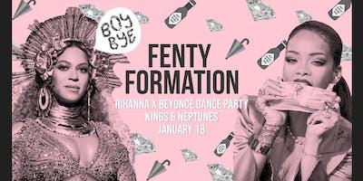 Fenty Formation